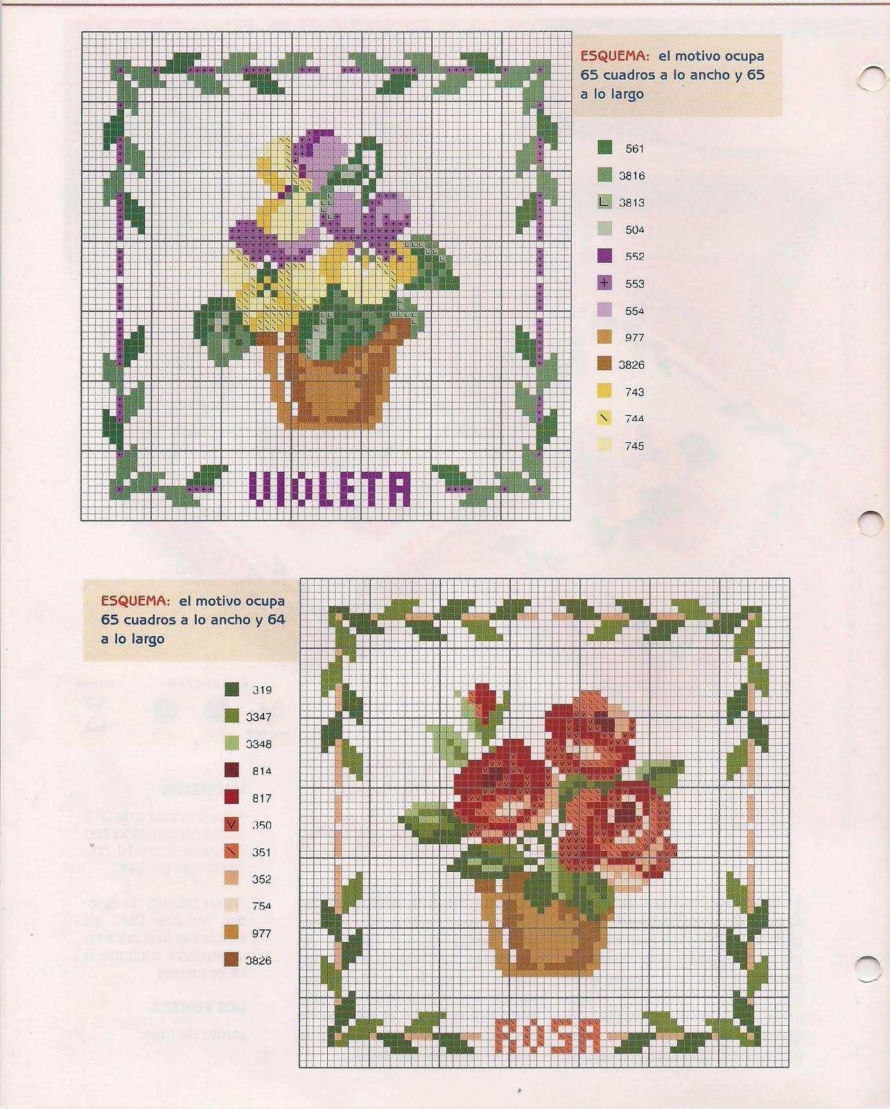 На этой странице представлены схемы вышивки с тегом «рамка» 53