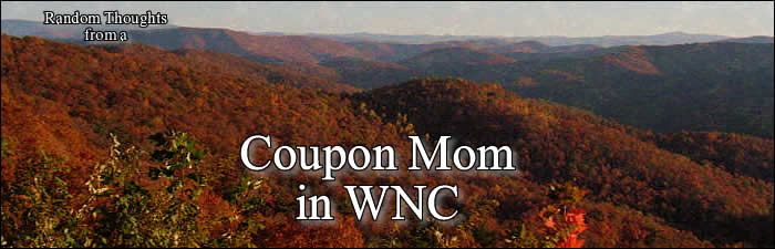 Coupon Mom in WNC
