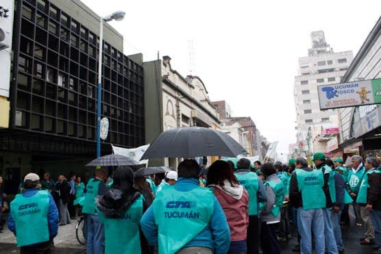 Jornada de protesta en Tucumán