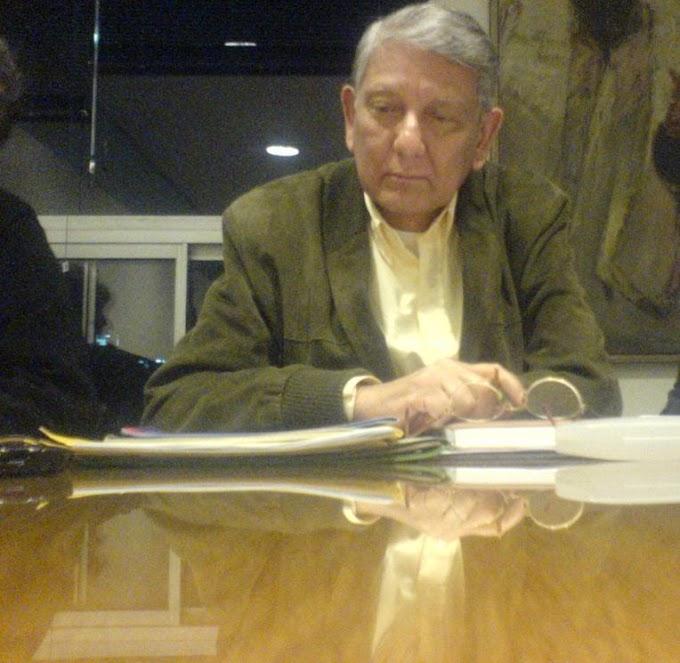Homenaje al profesor César A. Zelarayán
