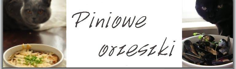 Piniowe orzeszki