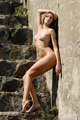 Youll probably fall in love with longhaired cute babe Amour Angel  Alisa   as soon as you look at her face and body.