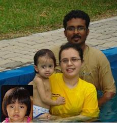 Adik 1st nyer Family...
