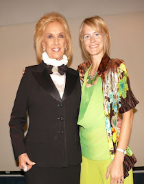 Junto a Mirtha Legrand