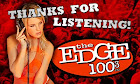 Listen Live to 100.3 The Edge!