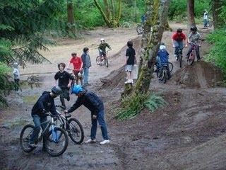 Bikes Redmond the quot Redmond Bike Park quot