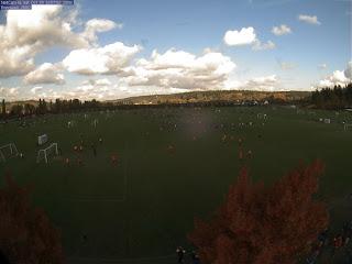 Webcam shot of 60 Acres North (click pic) .