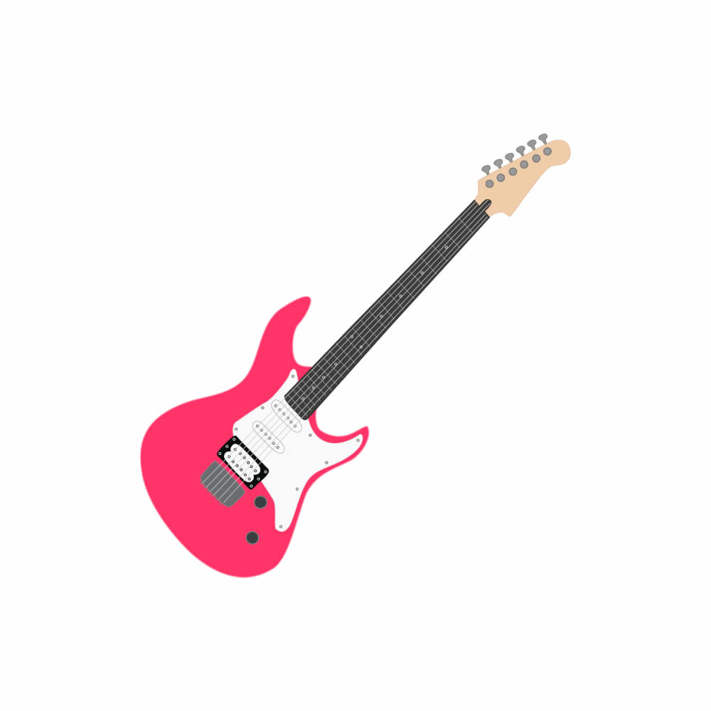 clipart of guitar - photo #27