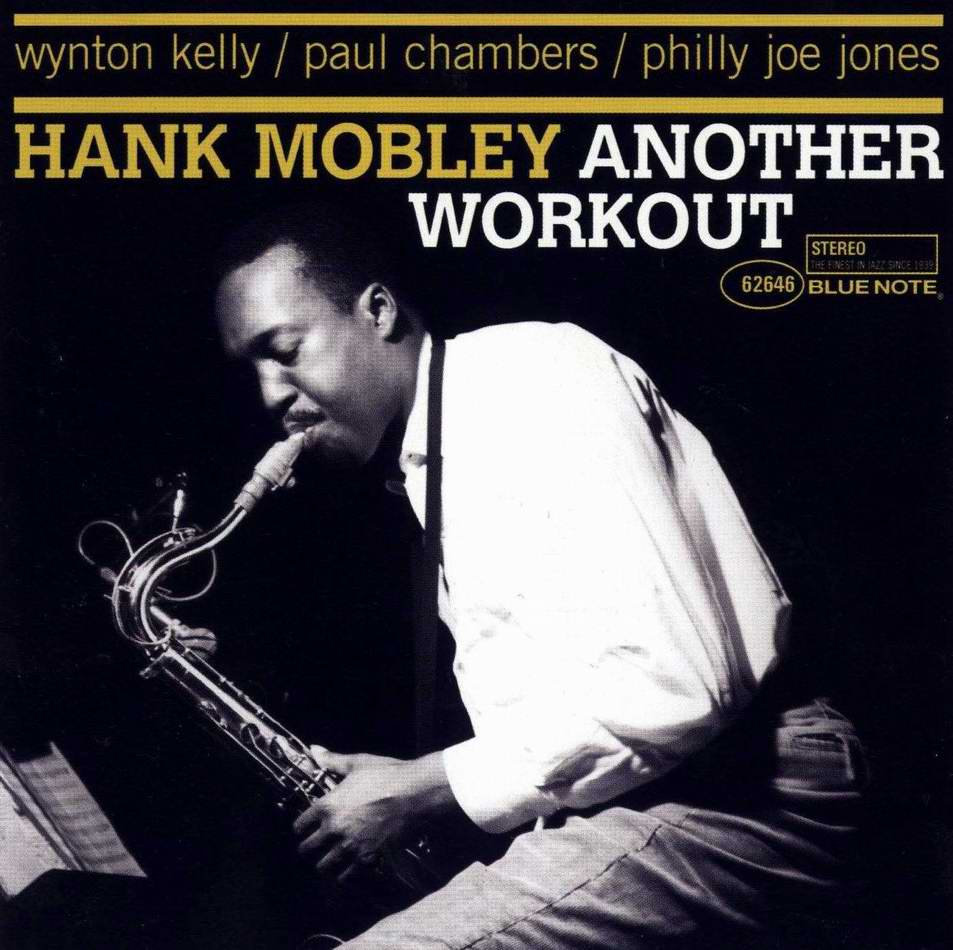 hank mobley - another workout (sleeve art)