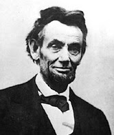 Abraham Lincoln (1809 –1865)