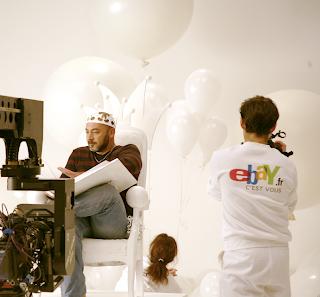 ebay pub tv encheres