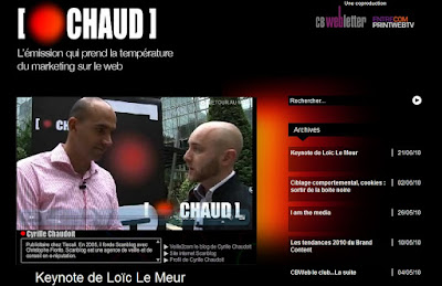 keynote loic le meur interview point chaud cbweb