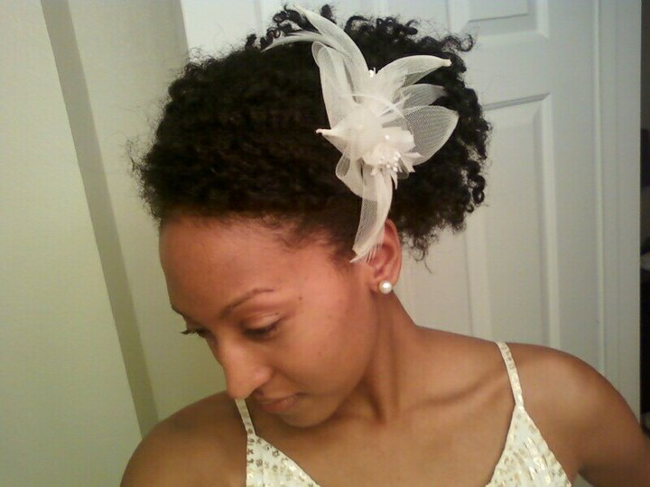 Looking for a nice updo for a wedding or special occasion