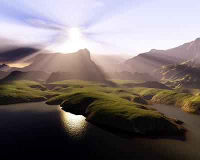 Buenos Días,  Señor, Te Veo y lo Disfruto. Oración de Buenos días para compartir por facebook, el cuidado de Dios. Frases para comenzar un Buen día con Dios