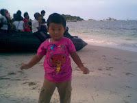 Tanjung Tinggi Belitung Beach