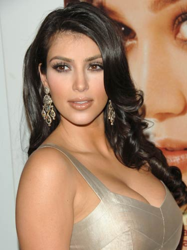World Gossips: Kim Kardashian sexy wallpapers