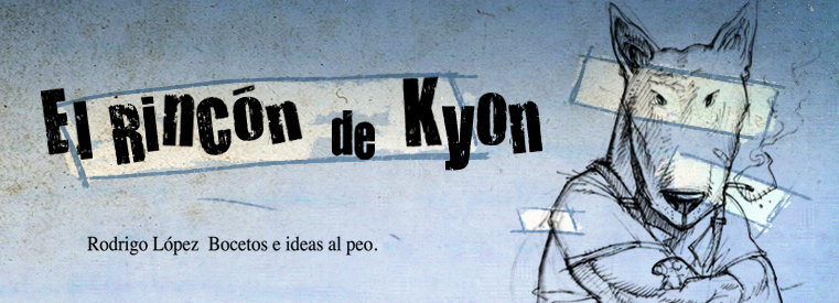 El rincon de Kyon