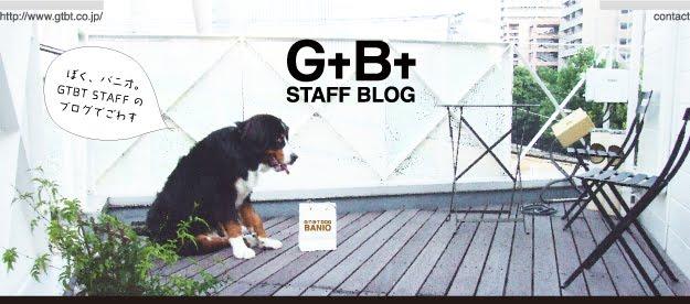 GTBT STAFF BLOG