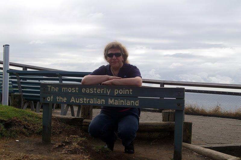 Hartmut in Oz .... :-)): Von Byron Bay nach Brisbane (24.05.2010)