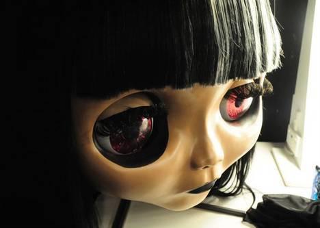 Doll Head 1