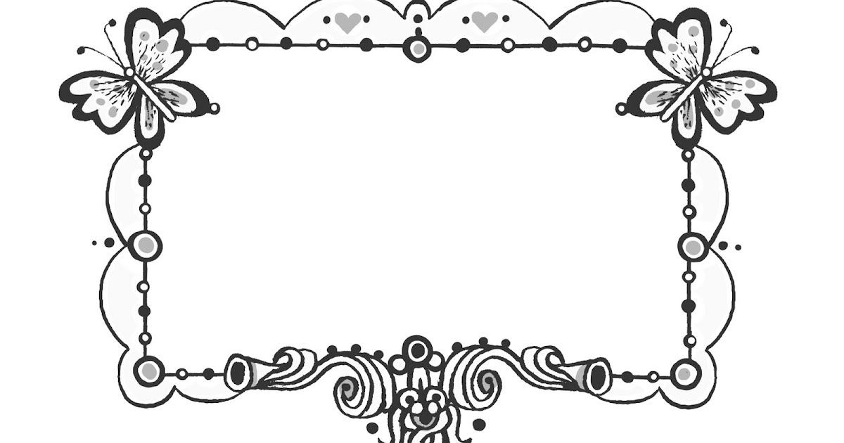 malbogen: Rahmen / frame