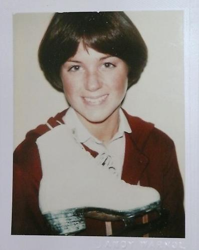 loved Dorothy Hamill, and I totally rocked the bowl haircut.
