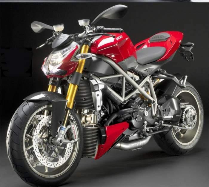 Avenged Car  Ducati Streetfighter 2010