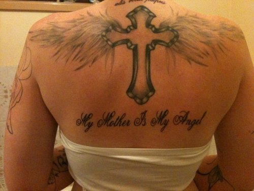 christian cross tattoos. Christian Cross Tattoo Designs