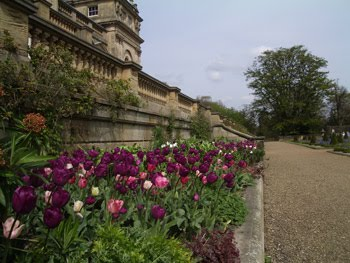 Willowbrook park the great country estates of britain for Harewood house garden design