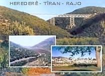 HEREDERÊ - TÎRAN - RAJO (Reco)