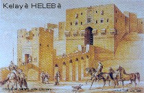 Citadel Aleppo - Kelay eleb