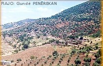 Village of PANIRAKAN near RAJO