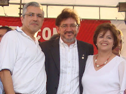 Ministra Dilma na Bahia