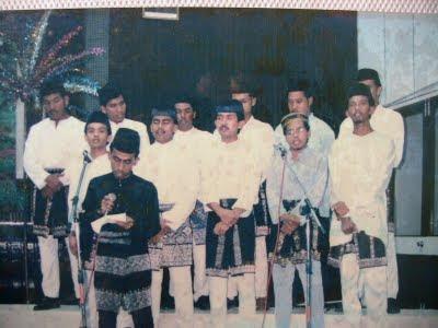 Kumpulan Nasyid dulu-dulu