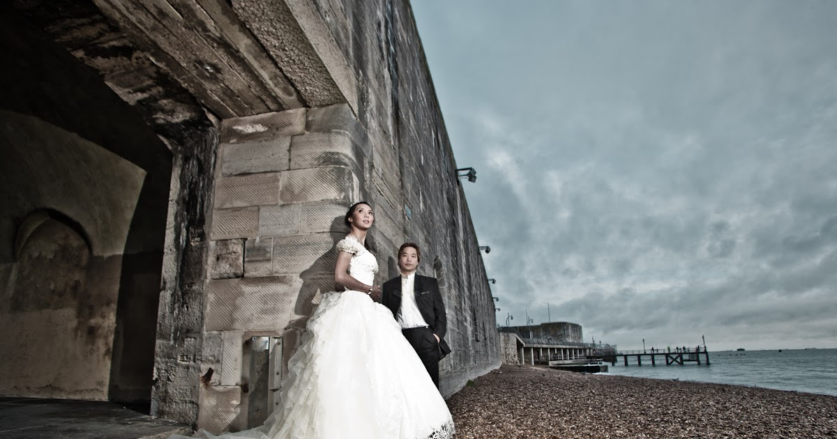 Phantasy Kingdom Wedding Shoot- Old Portsmouth | Paul Thurlow Images