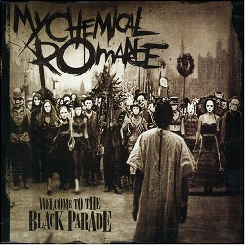 full album the black parade my chemical romance