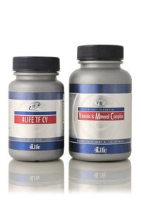 4Life TF CV + 4Life Vitamin & Mineral Complex