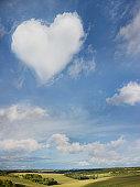 [cloud+heart]