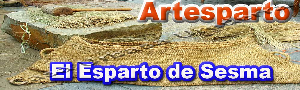 Artesparto la Feria del Esparto de  Sesma  en Tierra Estella  Navarra