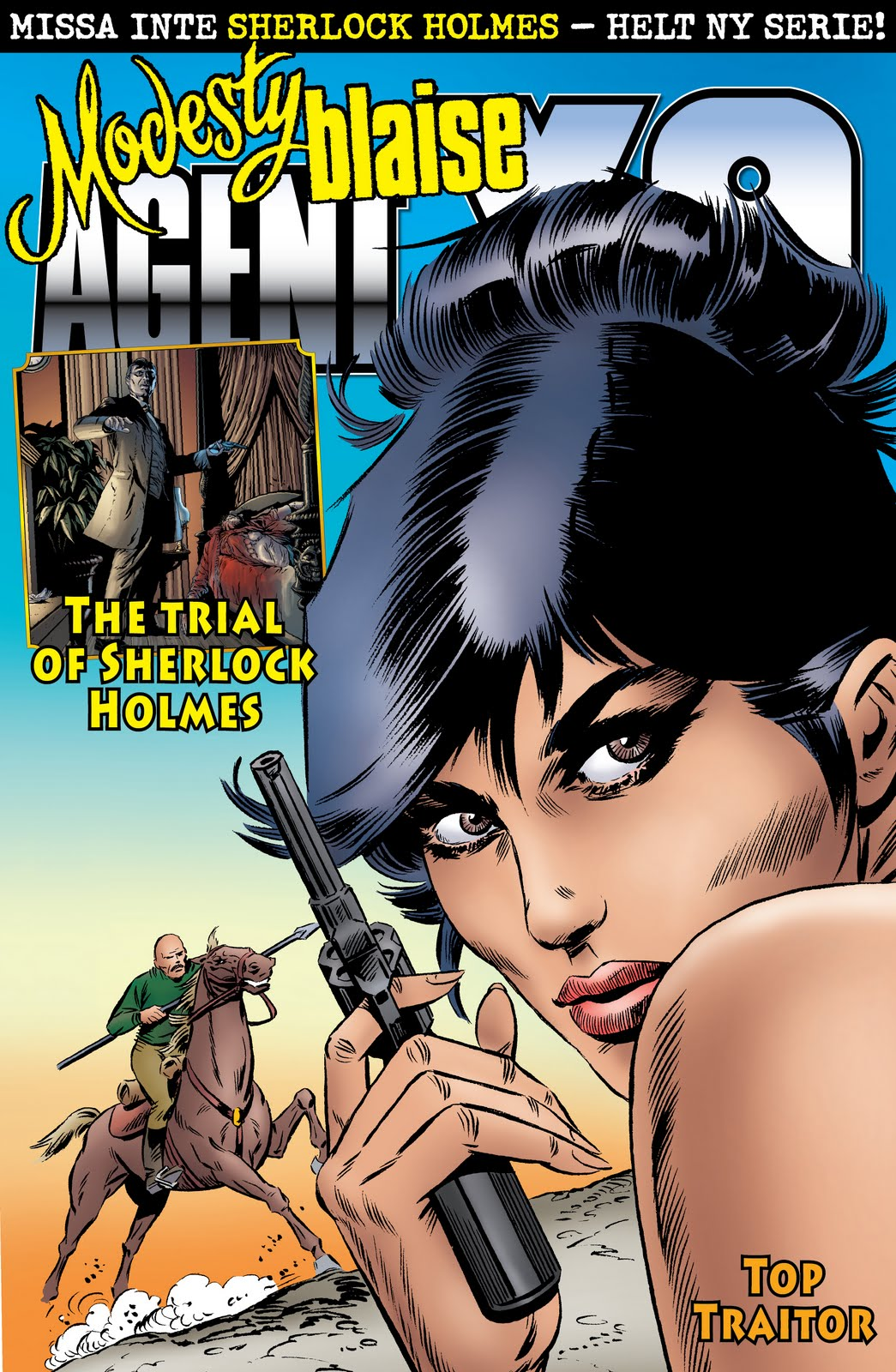 Modesty Blaise C1_xni00110_Cover_Top_Traitor