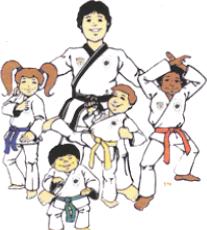 Karate para niños de 5 y 11 años