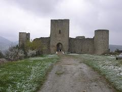Castell de Puivert