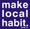 make local habit.