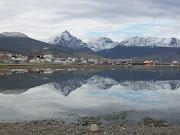 . tomada desde el Aeropuerto Internacional Islas Malvinas Argentinas.