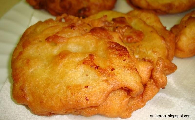 不一样的天空: Kuih Kodok ( Malaysian-style Fried Banana Fritters