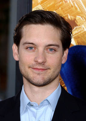 Tobey Maguire - Peter Parker/Spider-Man4