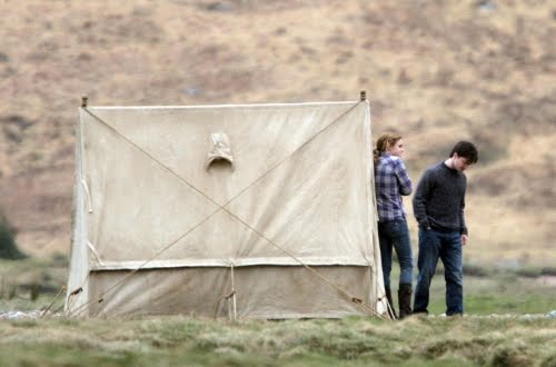 HarryPotter 7 Tent