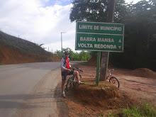 Indo para Amparo - Distrito de Barra Mansa