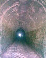 Tunel em Santa Rita do Jacutinga