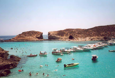 Malta: una luz y unas aguas maravillosas